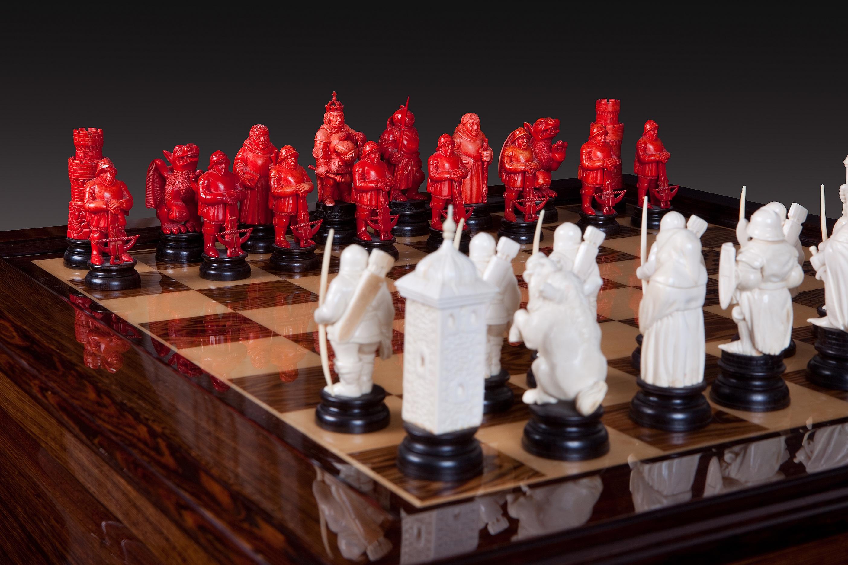 картинки шахматы тематические кожа золотистая